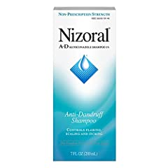 Fight dandruff outbreaks with Nizoral A-D Anti-Dandruff Shampoo. This powerful dandruff relief shampoo controls flaking, scaling, and itching caused by dandruff. It combines the effectiveness of ketoconazole 1%, a proven dandruff-fighting ingredient,...