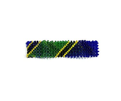 Tanzania/Tanzanian Flag Bracelet (Small)