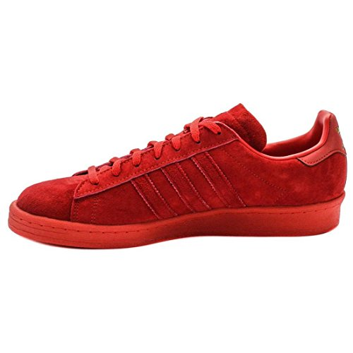 adidas campus heren rood