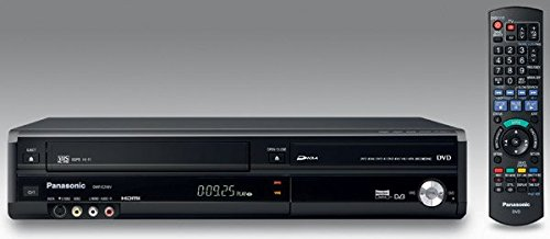 Panasonic DMR-EZ485VK Progressive Scan DVD Recorder with Digital Tuner, VCR . DTV Transition Solution