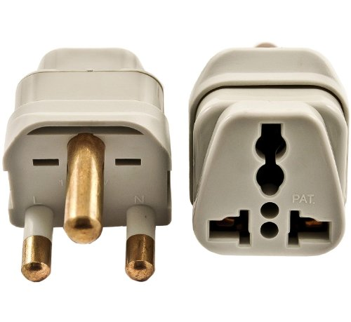 VCT VP110 Universal Travel Outlet Plug Adapter for South Africa