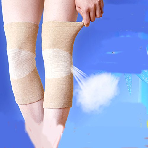 Super stretch sollievo dal dolore al ginocchio manicotto termico invernale caldo cashmere ginocchiera ginocchiere Scaldaginocchia per artrite, tendinite Withered