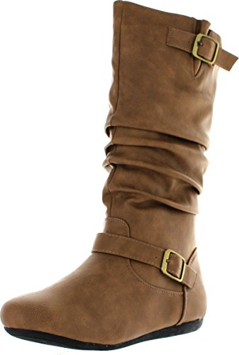 High Heel Slouch Ankle Boot - 9
