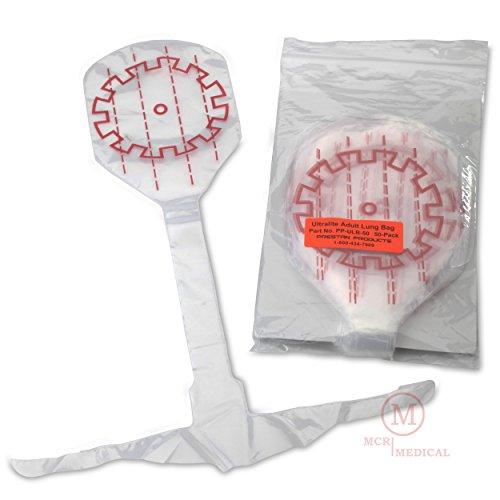Prestan PP-ULB-50 Ultralite CPR Manikin Lung Bags (Pack of 50) ()