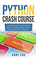 Python crash course Front Cover