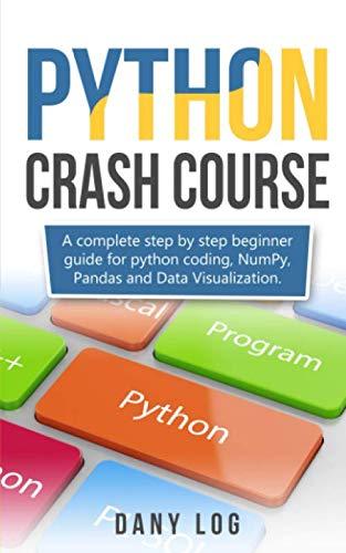 Python crash course Front Cover