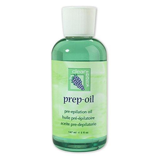 pre wax oil - 5