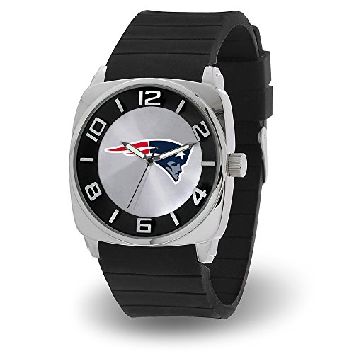 New England Patriots Mens Watch (NFL Men's Forever a Fan Watch (New England Patriots))