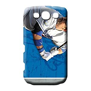 samsung galaxy s3 Top Quality phone back shells New Fashion Cases case los angeles dodgers mlb baseball