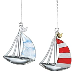 41lRoh7stbL._SS300_ 500+ Beach Christmas Ornaments and Nautical Christmas Ornaments For 2020