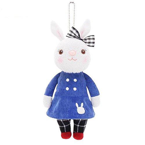 Angela rabbit dolls wear woolen dress plush rabbit easter gifts angela rabbit dolls wear woolen dress plush rabbit easter gifts key chain toys negle Images