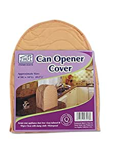 Can Opener Cover (approx Size 6 In. X 10 In. X 7.5 In.)