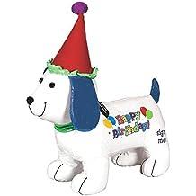 "Balloon Fun Birthday Party Autograph Hound , Multi , 168"" x 151"" x 139"" Vinyl"