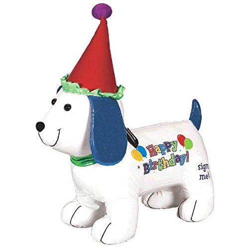 TradeMart Inc. Vinyl Autograph Hound | Balloon Fun Design | Birthday ()