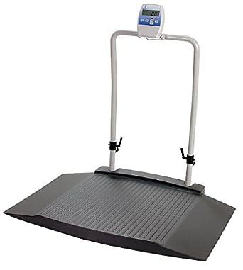 Amazon.com: DORAN – Báscula ds8030 plegable silla de ruedas ...