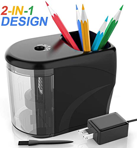Upgrade Electric Pencil Sharpener