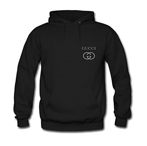 5390adc8a3ac CLMT DIY DIY Hoodie Gucci fashion men Fleece L Black