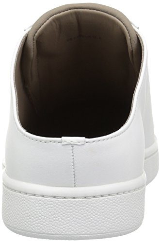 Vince Leather Women's White Sneaker Fashion Varley qwSOrqT