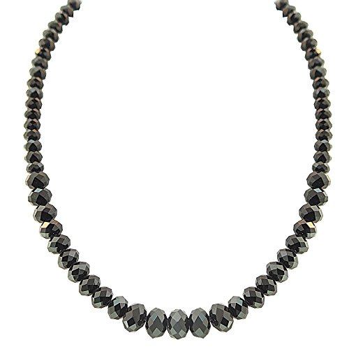 raduated Beaded Strand Necklace, 16