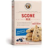 King Arthur , Blueberry Sour Cream Scone Mix, Signature Recipes, Non-GMO Project Verified, Certified Kosher ,18 Ounces…