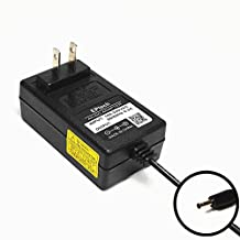 EPtech (Extra Long 6.5 Ft) AC 100V-240V Converter Adapter 9V DC 2.5A-3A Power Supply Plug 3.5mm x 1.3mm /1.35mm Series