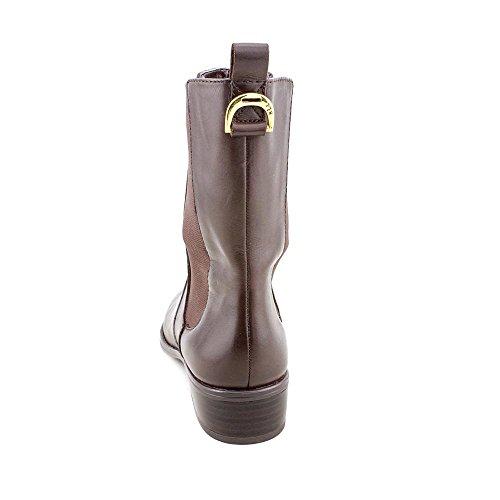 Lauren Ralph Lauren Mckenzie Mujeres Size 5.5 Brown Casual Botas