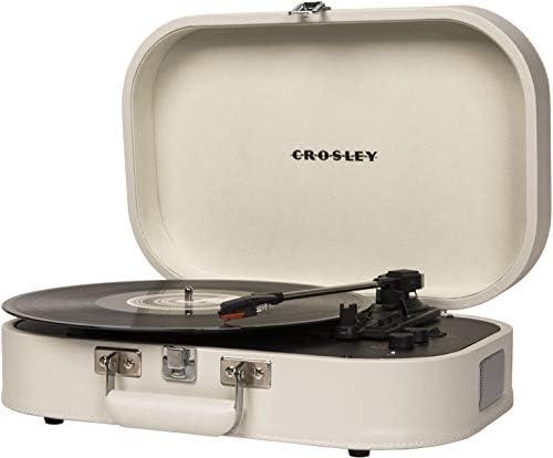Amazon.com: Crosley Discovery - Tocadiscos con correa de 3 ...