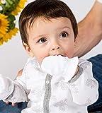 Burt's Bees Baby Baby Organic Mittens, Cloud