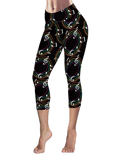 (Greday Womens Workout Leggings Fitness Sports Gym Running Yoga Athletic Pants)