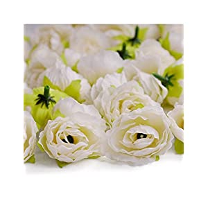 Freshheart Artificial Small cherry Flower Heads Party Wedding DIY HS0006 6