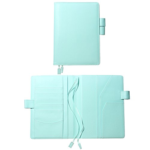Yocatech Notebook Planner A5 Applicable Stationery School Supplies without Inner Paper Mint