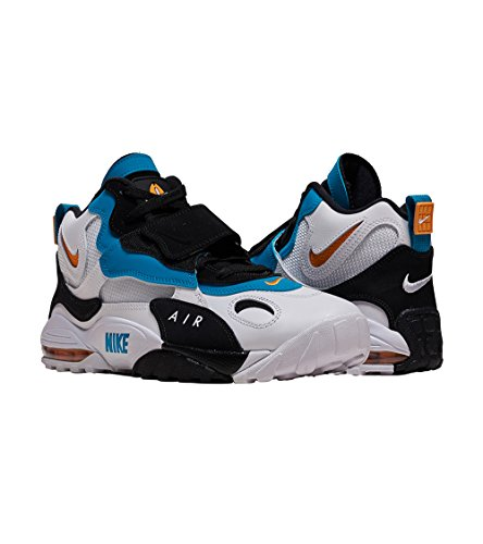 Orange Indstrl Basse Speed NIKE Air Uomo da Max White 001 Scarpe Turf Black Ginnastica Multicolore 07TTP4Bw