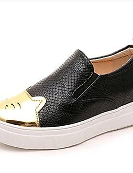 ZQ Zapatos de mujer-Plataforma-Creepers / Comfort-Mocasines-Exterior / Oficina y Trabajo / Deporte / Laboral ...