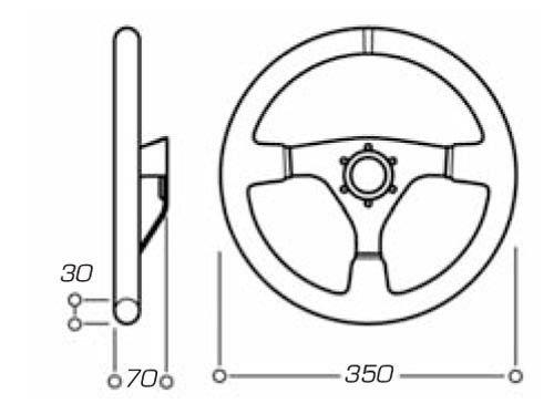 N Steering Wheel Automotive
