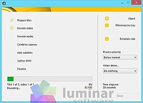 DVD Creator PRO - Powerful DVD Creation Software  Convert AVI, WMV, MP4 &  More to DVD (PC & Mac) - BOXED AS SHOWN