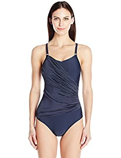 Amoena Womens Cabanas Pocketed One Piece