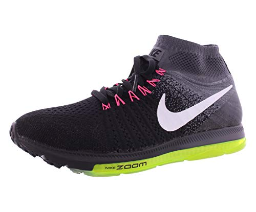 Nike Womens Zoom All Out Flyknit Lightweight Responsive Running Shoes