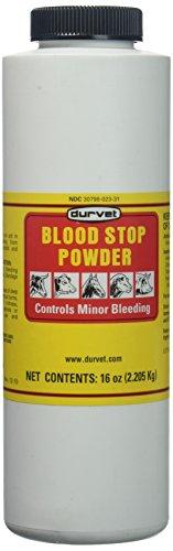 Durvet Blood Stop Powder 16 Oz - Blood Powder