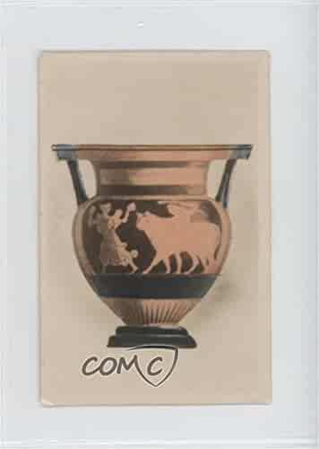 Ancient Greece COMC REVIEWED Good to VG-EX (Trading Card) 1927 De Reszke Antique Pottery - Tobacco [Base] #19