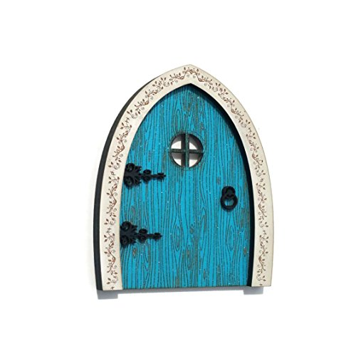 Aqua Fairy Door by Wildflower Toys