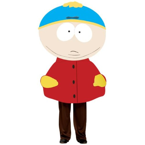 Rubie's Costume NLP Adult Cartman Costume, Standard]()