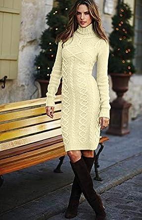 Boldgal Womens Western Wear Short Midi High Neck Dress