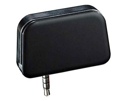 Tracks 1 /& 2 Black Id Tech Magnetic Card Reader