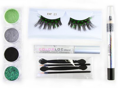 Grl Cosmetics Glamorous Witch Halloween Makeup Kit