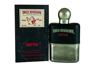 True Religion Drifter Men Eau De Toilette, 1.7 Ounce