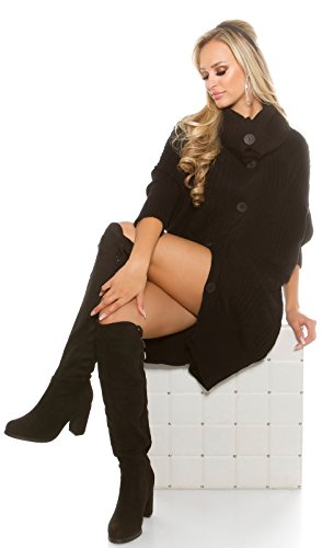In-Stylefashion - Jerséi - para mujer negro