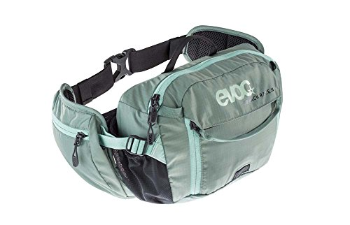 Evoc Hip Pack Race 3L Olive/Light Petrol, One Size ()