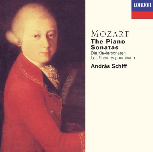 Mozart: The Piano Sonatas (5 CDs)