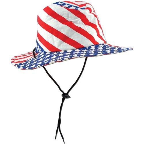 Patriotic stars stripes design Accessory