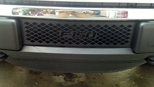 F150 Lariat (Mountains2metal Ford F-150 2009-2014 Ford F-150 Lariat Small Diamond Powder Coated)